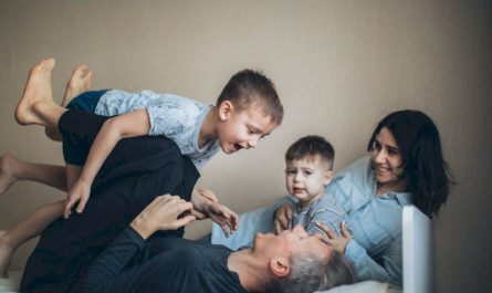 досуг с семьей