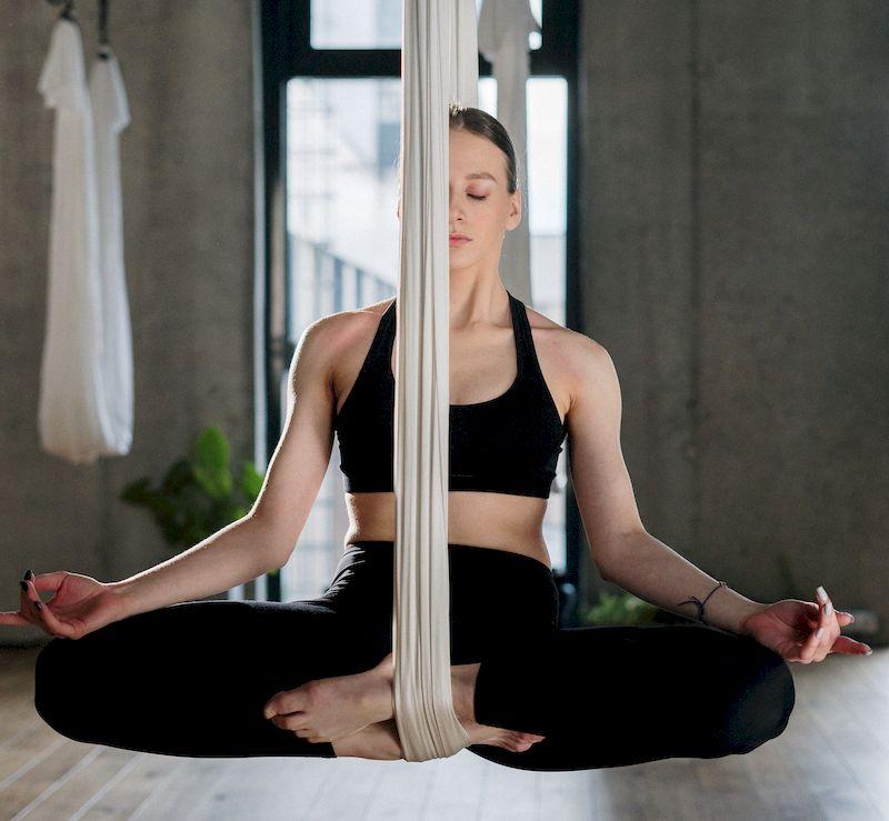 медитация на весу