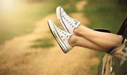 Как убрать неприятный запах ног